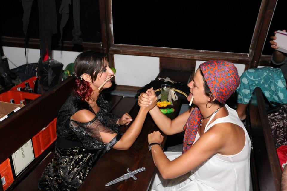 Matrimonio Tema Pirati : Img  compagnia del selene escursioni in