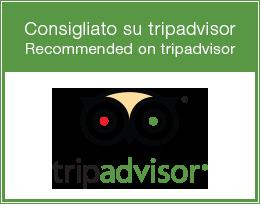Consigliato su Trip Advisor